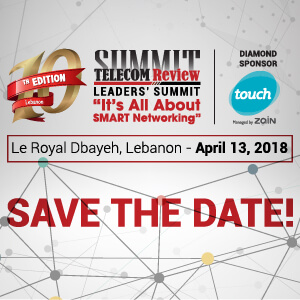 Telecom Review Summit Beirut 2018